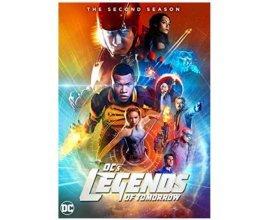 Base.com: BluRay - DC's Legends of Tomorrow Saison 2, à 32,1€ au lieu de 46,19€