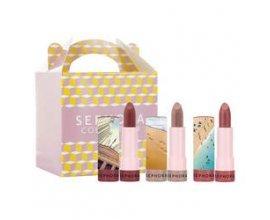 Sephora: Trio Sephora Lipstories - Coffret rouge à lèvres à 19,90€ au lieu de 26,85€