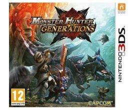 Maxi Toys: Jeu Nintendo 3DS Monster Hunter Generations à 26,99€ au lieu de 44,99€