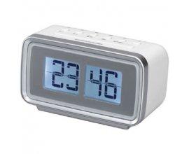 Conforama: Radio réveil Audiosonic CL1474 gris à 20,41€ au lieu de 26,99€