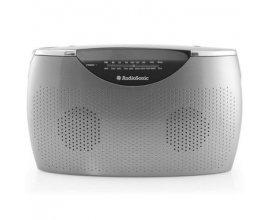 Conforama: Radio portable Audiosonic RD-1545 gris à 22,68€ au lieu de 26,90€