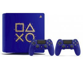 eBay: Pack PS4 500 GO édition limitée Days of Play + 2ème manette à 289,95€