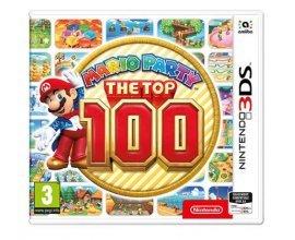 Nintendo: Jeu Nintendo 3DS - Mario Party : The Top 100, à 29,99€ au lieu de 39,99€