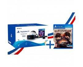 eBay: Casque Playstation VR + Caméra + VR Worlds + BRAVO TEAM JEUX PS4 à 191,95€ au lieu de 379,99€