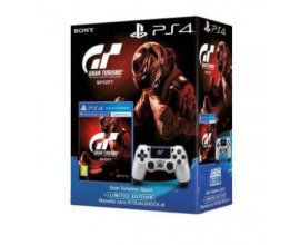 Auchan: Pack PS4 - Gran Turismo Sport + DualShock 4 Silver GT Sport + Qui es-tu?, à 79,99€ au lieu de 99,99€