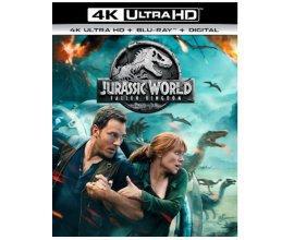 Zavvi: [Précommande] BluRay 4K UHD - Jurassic World: Fallen Kingdom, à 28,99€ au lieu de 46,39€