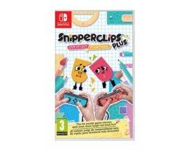Base.com: Jeu Nintendo Switch - Snipperclips Plus: Cut it out, together!, à 21,77€ au lieu de 28,86€