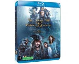 Cultura: BluRay - Pirates des Ccaraïbes: La Vengeance de Salazar, 2 à 29,98€ + un 3ème Offert