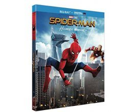 Amazon: BluRay - Spiderman: Homecoming, à 14,99€ au lieu de 25,07€