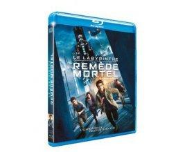 Amazon: BluRay + Digital HD - Le Labyrinthe : Le remède mortel, à 14,99€ au lieu de 20,05€