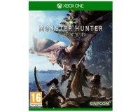 Amazon: Jeu Monster Hunter World sur Xbox One à 39,98€ au lieu de 69,99€