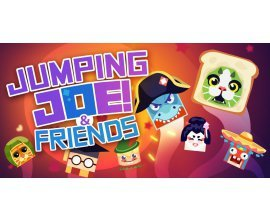 Nintendo: Jeu Nintendo Switch Jumping Joe & Friends à 3,99€ au lieu de 4,99€