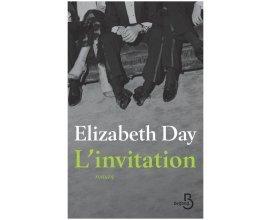 Femme Actuelle: 25 livres L'invitation d'Elizabeth Day à gagner
