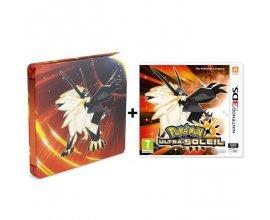 Cdiscount: Jeu 3DS Pokémon Ultra-Soleil - Édition Collector à 37,99€ au lieu de 50,97€