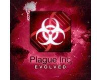 Playstation Store: Jeu PS4 Plague Inc: Evolved à 4,99€ au lieu de 14,99€