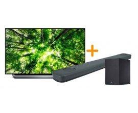 Iacono: Pack LG - TV OLED65C8 + Barre de son SK9Y, à 3089€ au lieu de 4589€ [via ODR]