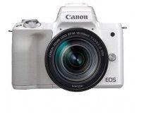 Canon: Appareil Photo - CANON Boîtier EOS M50 + Objectif EF-M 18-150mm Blanc, à 909,99€ au lieu de 959,99€