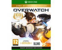 Auchan: jeu x box one overwatch en promo