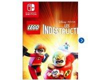 Micromania: Mini figurine offerte pour la précommande du jeu PS/ Xbox One/ Nintendo Pixar Les Indestructibles