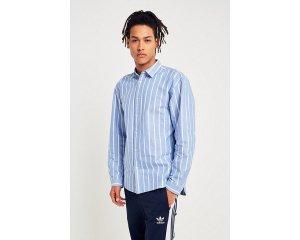 Urban Outfitters: Chemise Office Skate rayée bleue à 32€ au lieu de 55€