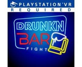 Playstation Store: Jeu PS4 VR Drunkn Bar Fight à 4,99€ au lieu de 13,49€
