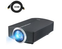 Amazon: Mini Vidéo Projecteur LED Deeplee DP500 2000 Lumen à 76,99€ au lieu de 189,99€
