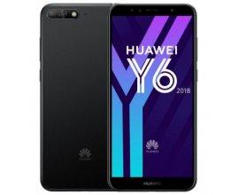 Auchan: Smartphone - HUAWEI Y6 2018 16 Go Noir, à 119,9€ au lieu de 149,9€ [via ODR]