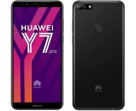 Auchan: Smartphone - HUAWEI Y7 2018 16 Go Noir, à 169,9€ au lieu de 199,9€ [via ODR]
