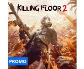 Playstation Store: Jeu PlayStation - Killing Floor 2, à 11,99€ au lieu de 29,99€