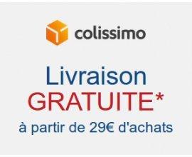 Oscaro: Livraison gratuite à domicile par Colissimo dès 29€ d'achat