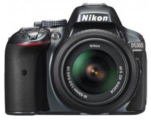 appareil photo reflex nikon d5300 objectif 18 55 mm en soldes 399 auchan. Black Bedroom Furniture Sets. Home Design Ideas