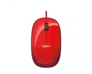 souris logitech m105 rouge 10 50 au lieu de 14 99 fnac. Black Bedroom Furniture Sets. Home Design Ideas