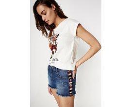 Springfield: T-shirt fille tropical à 12,99€ au lieu de 17,99€
