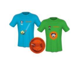 Nickelodeon: Des maillots de foot Nickelodeon à gagner