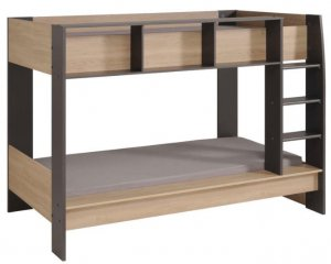 lit superpos enfant 2x90x200 cm tercio en soldes 299 90 conforama. Black Bedroom Furniture Sets. Home Design Ideas