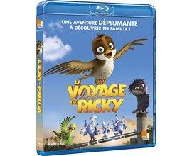 MaFamilleZen: Des DVD et Blu-ray Le voyage de Ricky à gagner