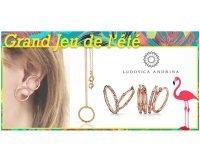 Femme Actuelle: 15 bons d'achat Ludovica Andrina de 100€ à gagner