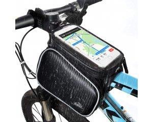Amazon: HiHiLL sac de téléphone de vélo imperméable à 7,19€ au lieu de 11,99€