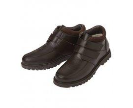 Atlas for Men: Boots Fourrées Double Scratch à 27,48€ au lieu de 78,50€