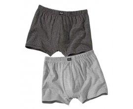Atlas for Men: Lot de 2 shorts rayés à 5,40€ au lieu de 18€