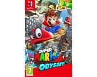 Instant Gaming: Jeu Switch Super Mario Odyssey à 47,99€ au lieu de 60€