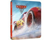 Zavvi: Steelbook BluRay 3D - Cars 3, à 19,75€ au lieu de 33,65€