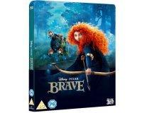 Zavvi: SteelBook Lenticulaire BluRay 3D - Brave, à 13,85€ au lieu de 34,79€