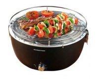L'Homme Moderne: Barbecue sans fumée GourmetMaxx en solde à 26,70€