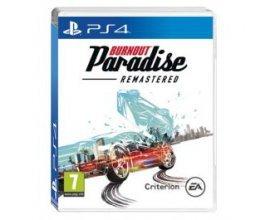 Maxi Toys: Jeu PS4 Burnout Paradise Remastered à 24,98€ au lieu de 39,99€