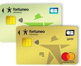 Vente Privée: 160€ offerts pour l'ouverture d'un compte bancaire individuel et d'un livret chez Fortuneo Banque