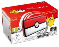 Auchan: Console New NINTENDO 2DS XL Pokeball Edition à 122,99€
