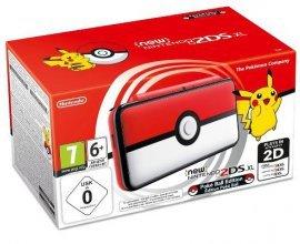 Auchan: Console New NINTENDO 2DS XL Pokeball Edition à 122,99€