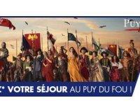 Virgin Radio: A gagner un séjour pour 4 personnes au Puy du fou