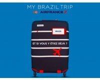 Air France: 1 voyage au Brésil pour deux personnes à gagner